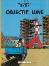 Tintin (Historique) -16C3bis- Objectif Lune