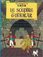 Tintin (Historique) -8C3ter- Le sceptre d'Ottokar