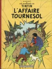 Tintin (Historique) -18B30- L'affaire Tournesol