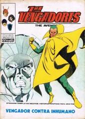 Vengadores (Vol.1) (Los) -44- Vengador contra Inhumano