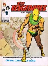 Vengadores (Vol.1) (Los) -46- Guerra contra los dioses