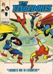 Vengadores (Vol.1) (Los) -52- ¡Magneto nos va a derrotar!