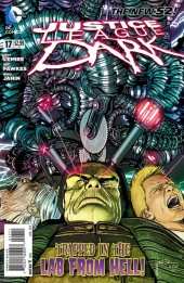 Justice League Dark (2011) -17- The death of Magic, Part 3: Prisoners of Epoch