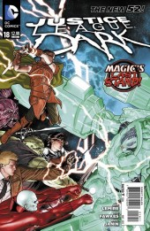 Justice League Dark (2011) -18- The Death of Magic, Part 4: The Last Stand