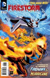 Fury of Firestorm (The): The Nuclear Men (2011) -8- Sophisticated Travelers