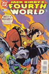 Jack Kirby's Fourth World (1997) -11- Fire & Ice