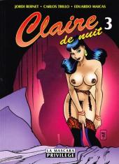 Claire de Nuit -3- Claire de Nuit 3