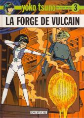 Yoko Tsuno -3c01- La forge de Vulcain