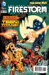 Fury of Firestorm (The): The Nuclear Men (2011) -17- Titan