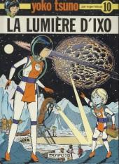 Yoko Tsuno -10a99- La lumière d'Ixo