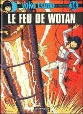 Yoko Tsuno -14b01- Le feu de Wotan