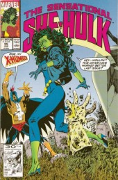 Sensational She-Hulk (The) (1989) -35- Hail, hail the gang's all dead