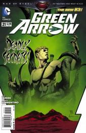 Green Arrow (2011) -21- The Kill Machine, Conclusion