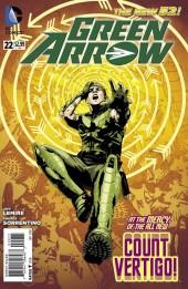 Green Arrow (2011) -22- Shados, Part 1