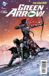 Green Arrow (2011) -23- Shados, Conclusion