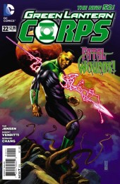 Green Lantern Corps (2011) -22- Meltdown