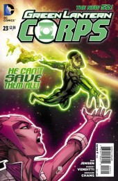 Green Lantern Corps (2011) -23- A Date With the Executioner