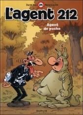 L'agent 212 -24a2004- Agent de poche