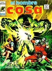 Hombre Cosa (El) -5- Contra el Hombre Cosa