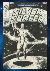 Silver Surfer Vol.1 (Marvel comics - 1968) -INT- John Buscema's Silver Surfer Artist's Edition
