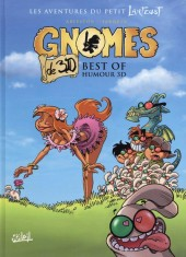 Gnomes de Troy -3D- Gnomes de 3D - Best of humour 3D