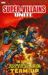 Super-Villain Team-Up (1975) -INT- Super-Villains Unite: The Complete Super-Villain Team-Up
