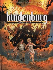Hindenburg (TieKo) -3- La foudre d'Ahota