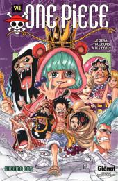 One Piece -74- Je serai toujours à tes côtés