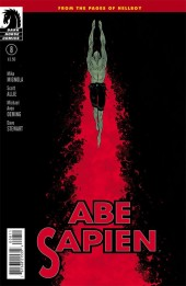Abe Sapien (2008) -18- The Land of the Dead