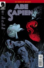 Abe Sapien (2008) -20- To The Last Man Part 2 of 3