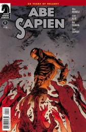 Abe Sapien (2008) -21- To the Last Man Part 3 of 3