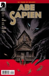 Abe Sapien (2008) -22- The Garden