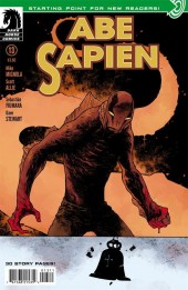 Abe Sapien (2008) -23- The Healer / Casualties