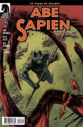 Abe Sapien (2008) -24- Visions, Dreams, and Fishin