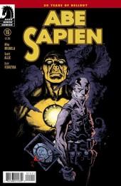 Abe Sapien (2008) -25- Lost Lives