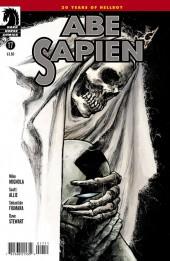 Abe Sapien (2008) -27- Sacred Places