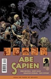 Abe Sapien (2008) -31- Arbogast