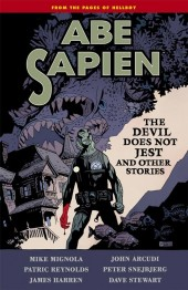 Abe Sapien (2008) -INT02- The Devil Does Not Jest and Other Stories