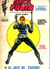 Coronel Furia -1- El jefe de