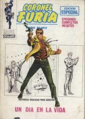 Coronel Furia -7- Un dia en la vida