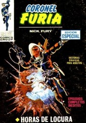 Coronel Furia -3- Horas de locura