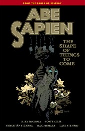 Abe Sapien (2008) -INT04- The Shape of Things to Come