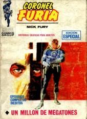 Coronel Furia -5- Un millón de megatones