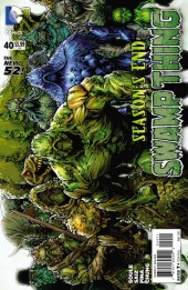 Swamp Thing (2011) -40- Reboot