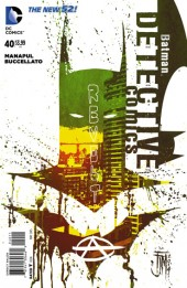 Detective Comics (2011) -40- Anarky conclusion