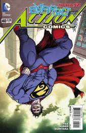 Action Comics (2011) -40- Mirror cracked