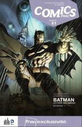 Batman (DC Renaissance) -1Fnac- La Cour des Hiboux