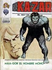 Ka-Zar (Vol. 1) -3- Maa-Gor el Hombre Mono