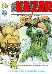 Ka-Zar (Vol. 1) -4- La marca del Hombre Cosa