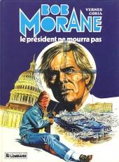 Bob Morane 3 (Lombard) -32a1984- Le président ne mourra pas